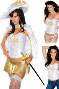 Costume mousquetaire