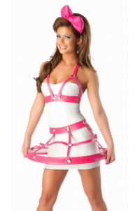 Costume lady