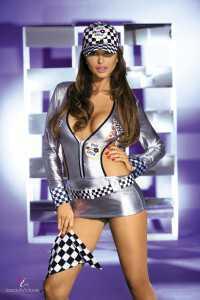 Costume pilote racing