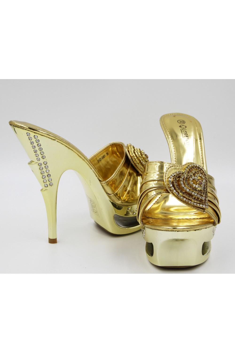 Chaussures Or réf  0122,5001G