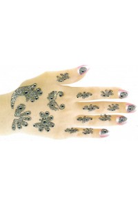 Bijoux de corps Grandes mains