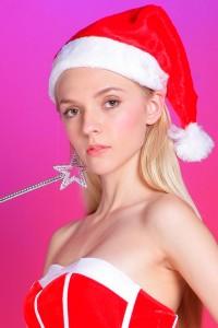 Chapeau Mère Noël