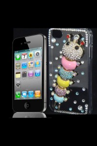 Coque bijoux Iphone4