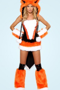Costume renard