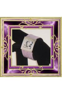 Bracelet strass violet