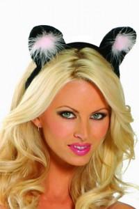 Serre tête oreilles de chat