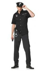 Costume policier