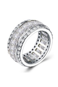 Bague Lumineuse Blanche