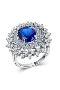 Bague Princesse Bleu
