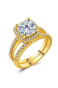 Bague Louise Or
