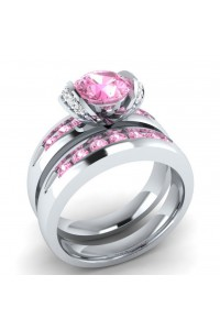 Bague Bloom Rose