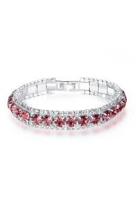 Bracelet Eclat Rouge