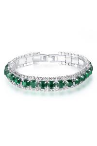 Bracelet Eclat Vert