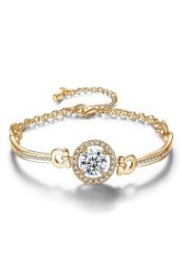 Bracelet Mosaique Or