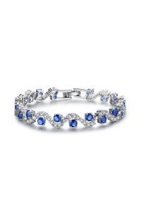 Bracelet Clara Bleu