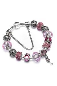 Bracelet Key Rose