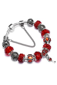 Bracelet Key Rouge