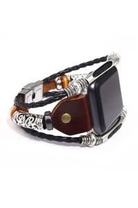 Bracelet Montre Connectée Marron