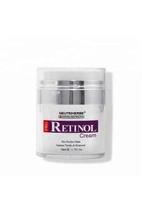Crème anti-âge au Rétinol