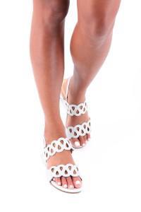 Sandales argents