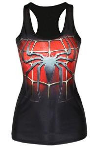 Débardeur spiderman
